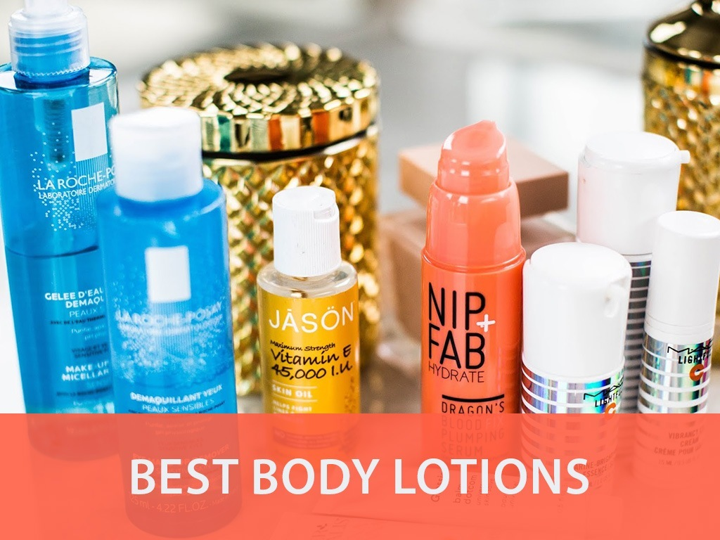 Best Body Lotions