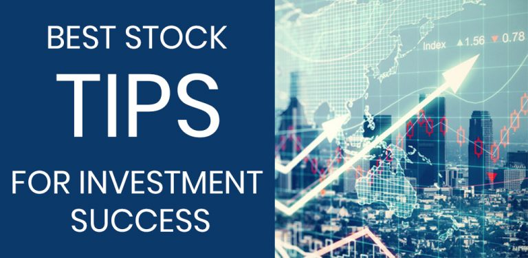 Best Stock Tips For Investment Success #2021