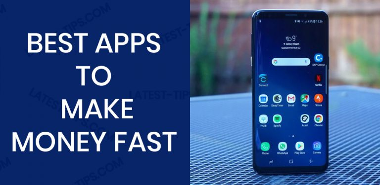 6 best apps to make money fast in #2021