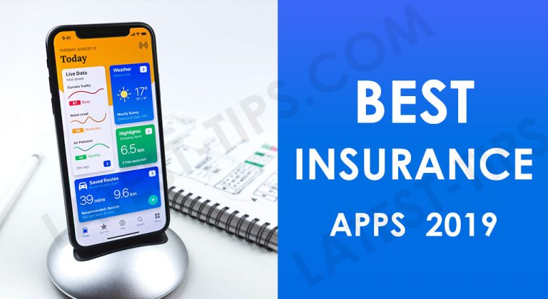 7 Best Insurance Apps You Must Download #2021