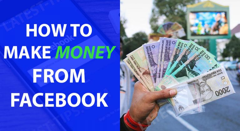 how to make money from facebook #2021