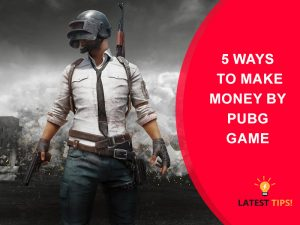 Make Money By Pubg Game