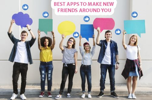 best apps to make new friends around you