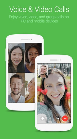 best apps to make new friends around you line