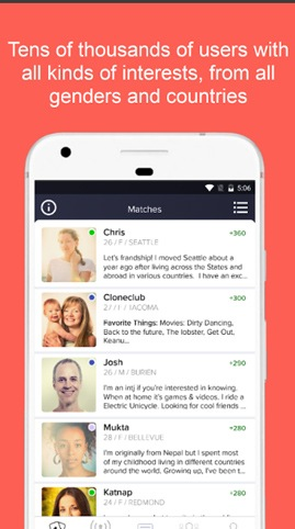 best apps to make new friends around you patook