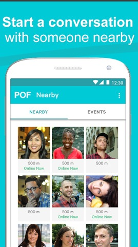 best apps to make new friends around you pof