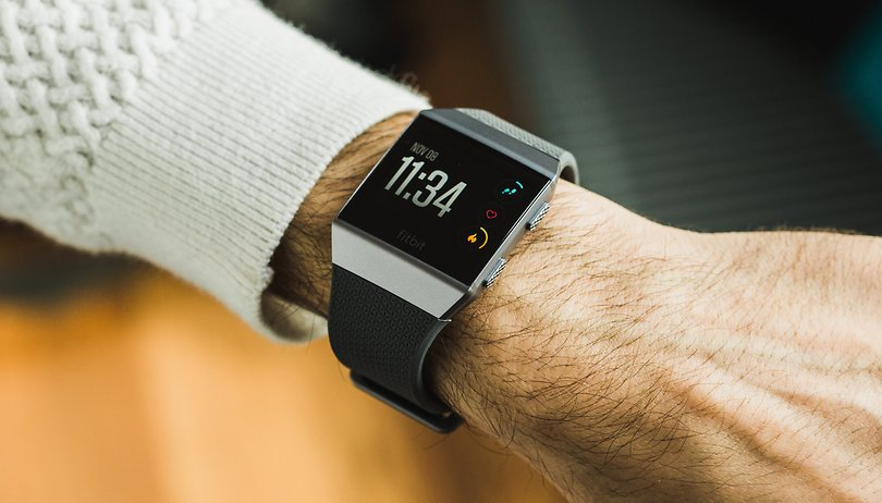 latest smartwatch 2019 Fitbit Ionic
