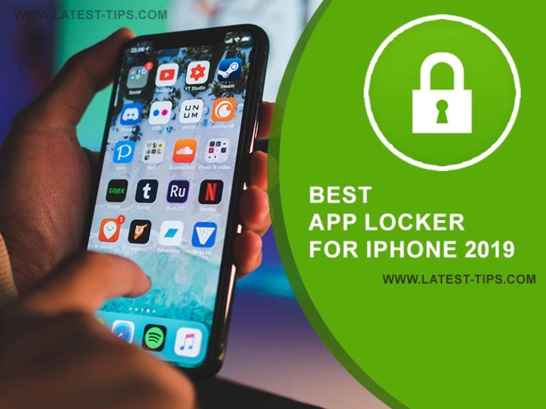 Latest Tips – top 4 App Locker For iPhone #2021