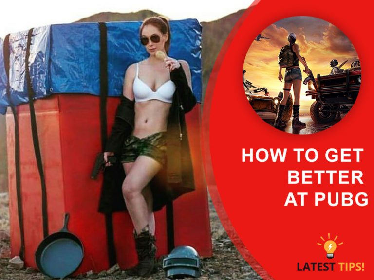 how to get better at pubg
