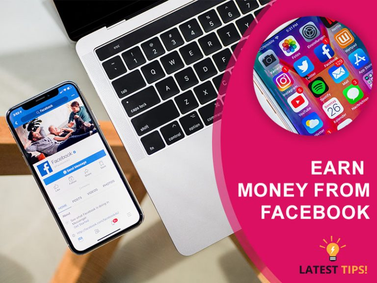10 hidden ways to earn money from Facebook