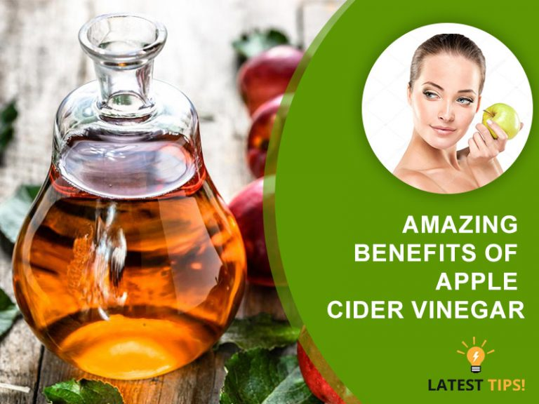 7 amazing benefits of apple cider vinegar