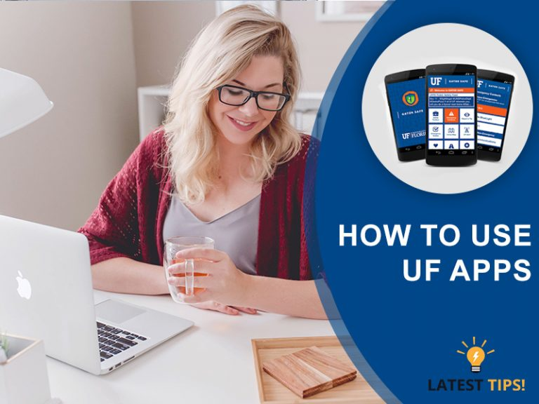 How To Use UF Apps