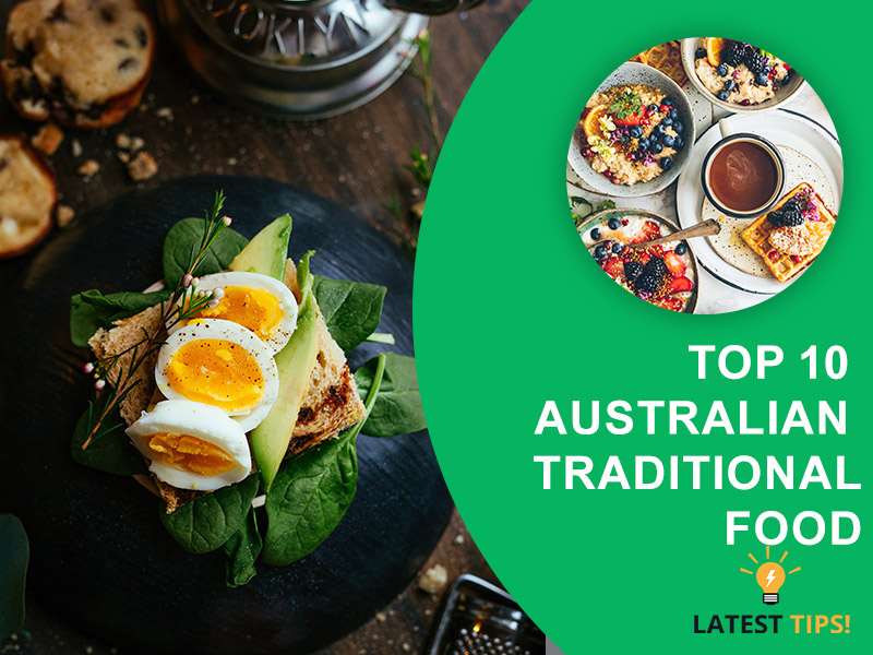 top 10 Australian traditional food