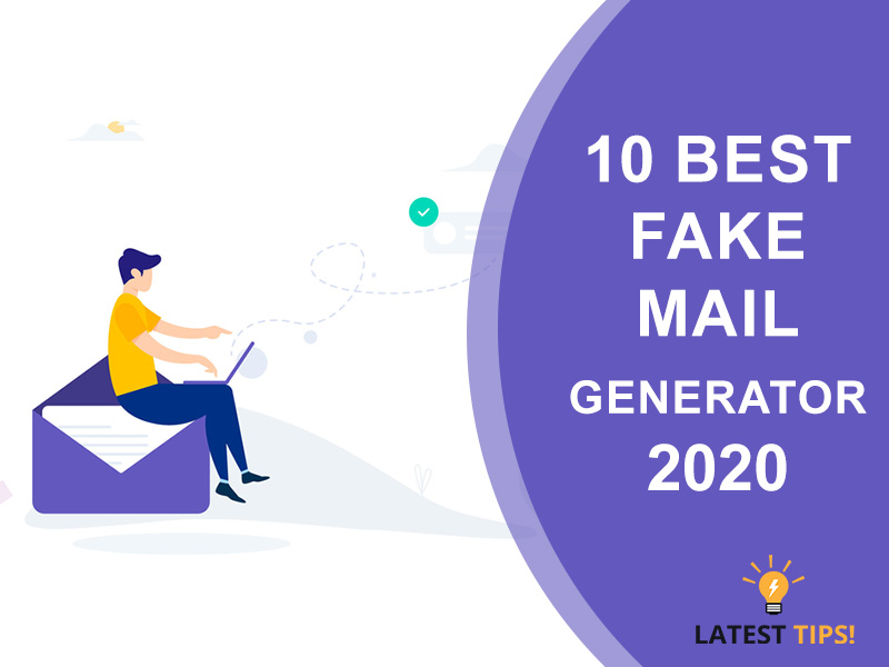 10 Best Fake Mail Generator