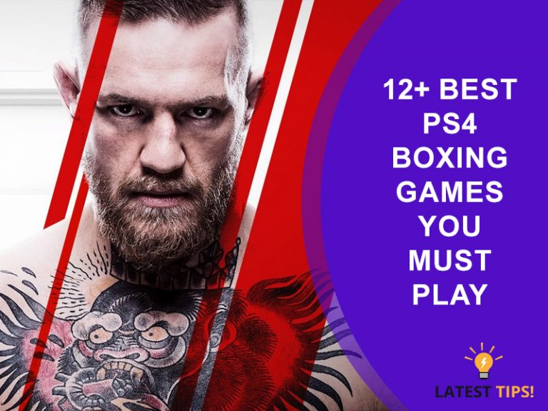 12+ Best Ps4 Boxing Games You Must Play 2021