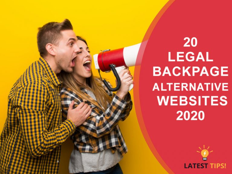 20 Legal Backpage Alternative Websites 2020