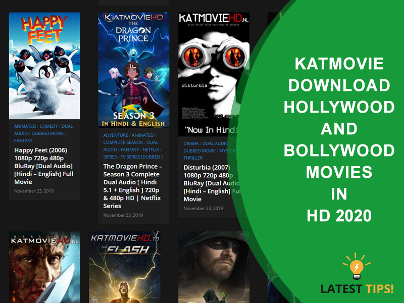 KatMovie Download Hollywood And Bollywood Movies