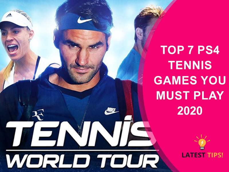 Best Ps3 Games 2020.Top 7 Ps4 Tennis Games You Must Play In Your Life 2020