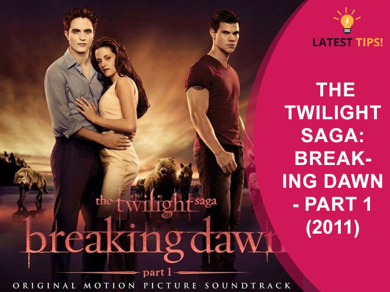 Twilight Movies in Order  The Twilight Saga 2011