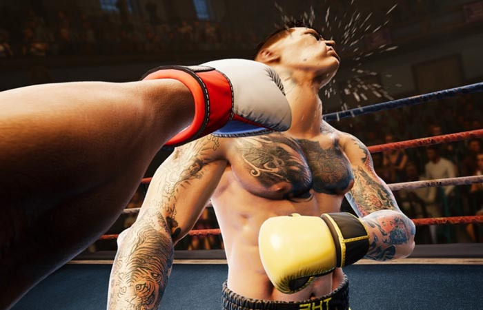 best boxing game CreedRise to glory