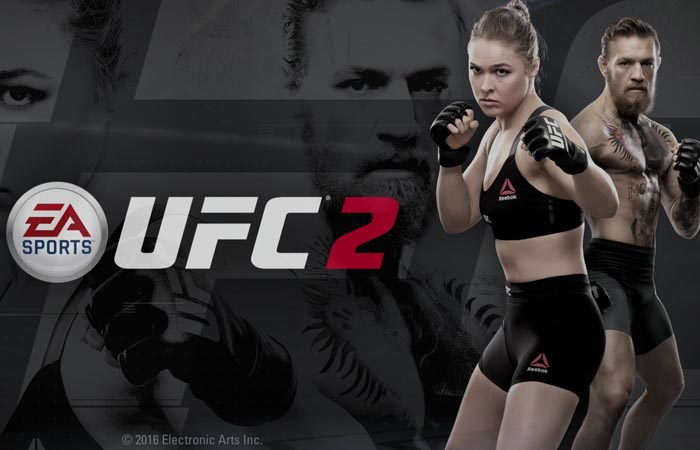 best boxing game EA Sports UFC 2