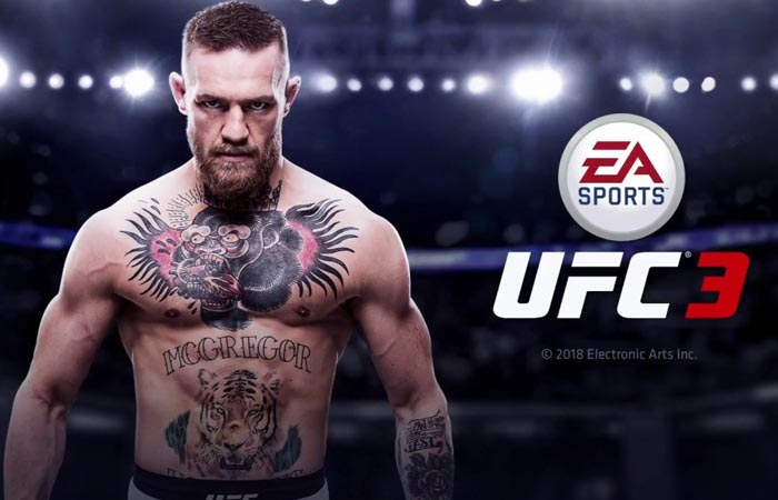 best boxing game EA Sports UFC 3