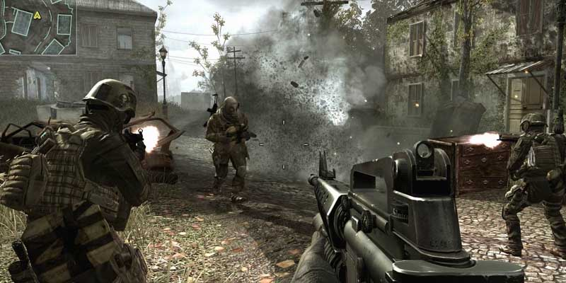 best pc game CALL OF DUTY FINEST HOUR