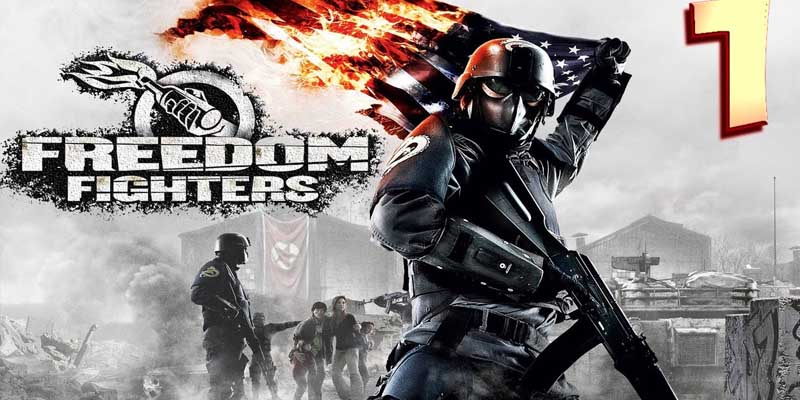 best pc game Freedom Fighters