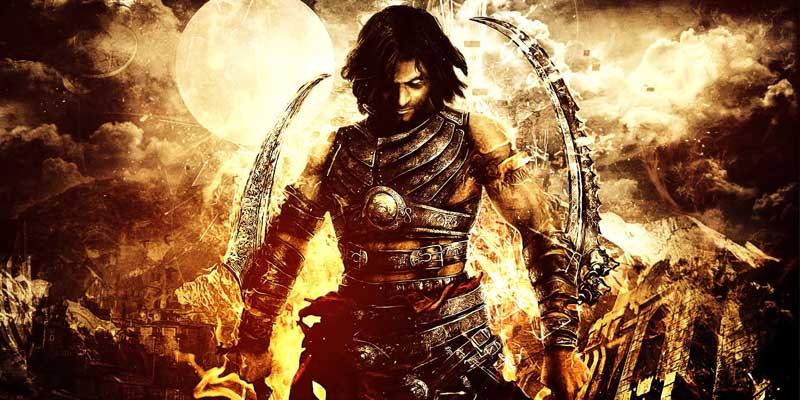 best pc game PRINCE OF PERSIA Warrior Within