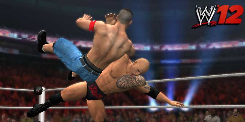 best pc game wwe2012