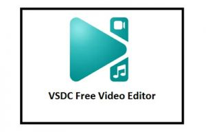 best video editing software vsdc