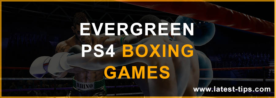 boxing games for ps4