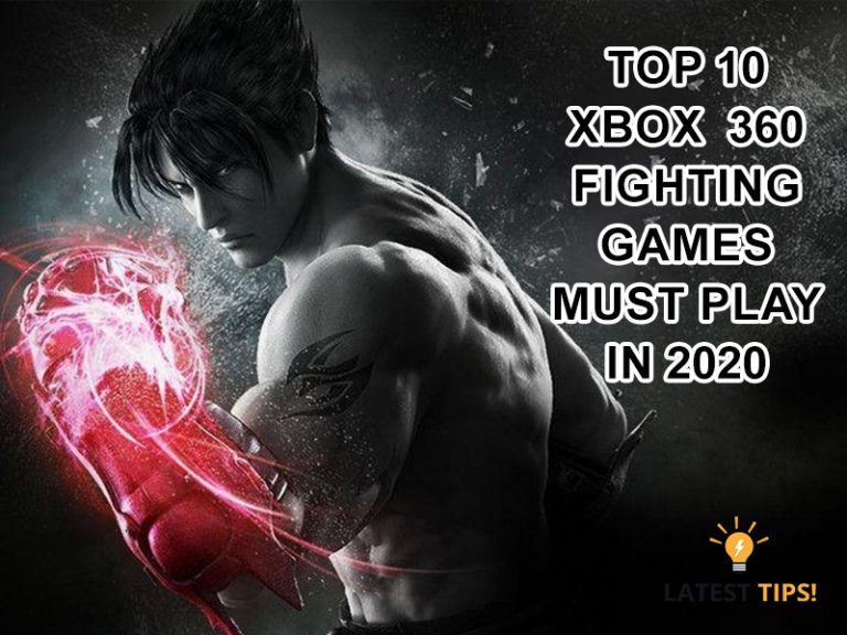 xbox 360 fighting games
