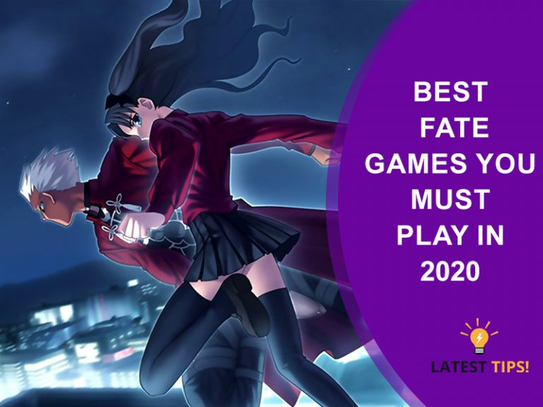 10 Best Fate Games (Anime Series ) 2021