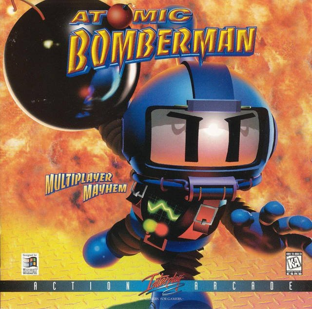 Best Highly Compressed PC Game bomber man