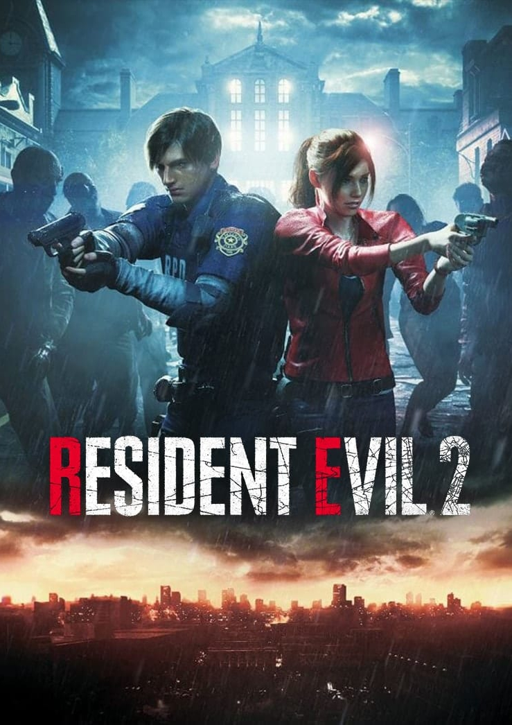 Best Highly Compressed PC Games resident evil 2