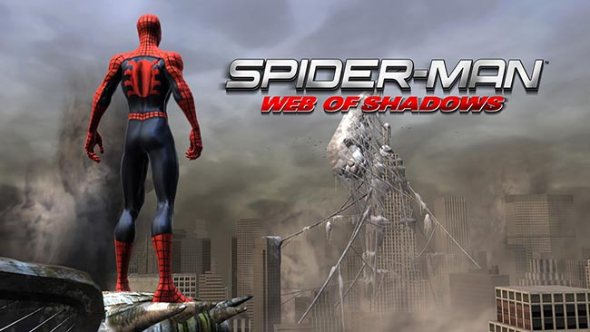Best Highly Compressed PC Games spider man web of shadows