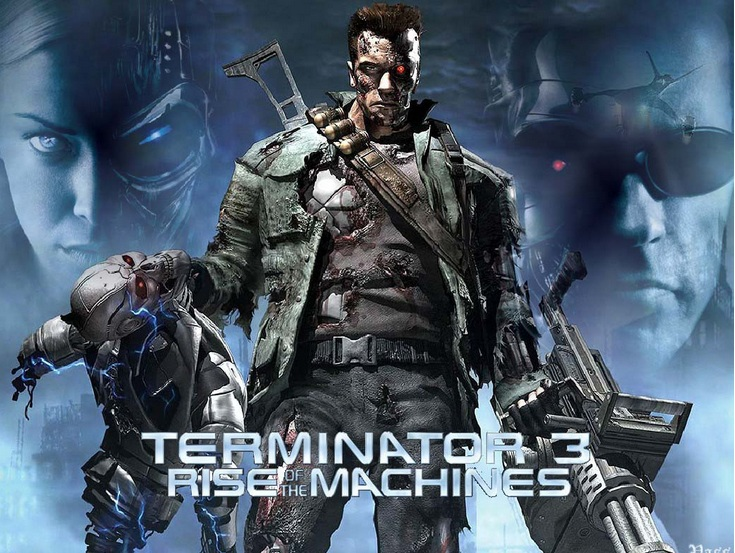 Best Highly Compressed PC Games terminator 3