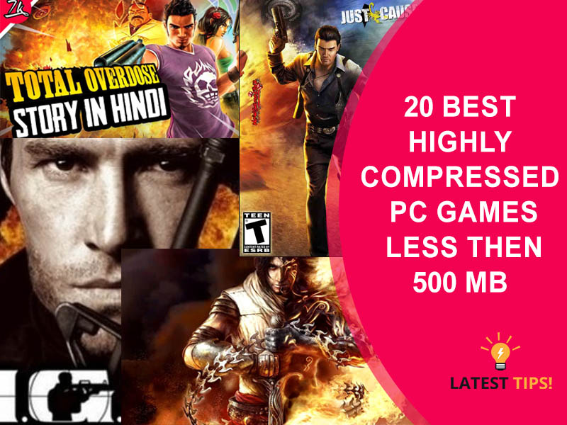 Best Highly Compressed PC Games