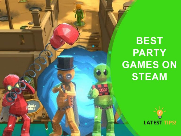 Best Party Games On Steam