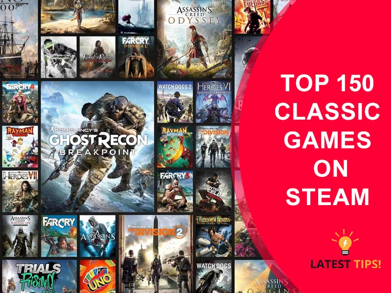 Classic Games On Steam