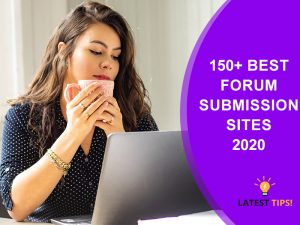 Forum Submission Sites 2020
