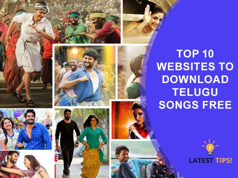 Top 10 Websites To Download Telugu Songs Free 2020