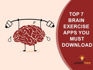 Top 7-Brain Exercise Apps-2020
