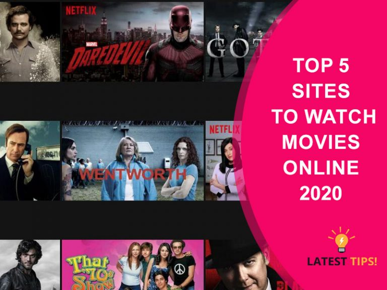 Watch Movies Online 2020