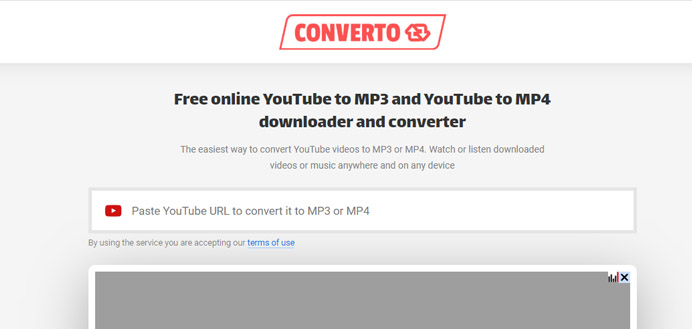 Youtube Video To Mp3 Converter converto