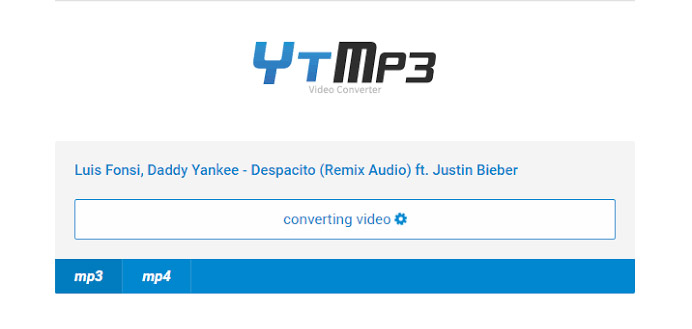 Youtube Video To Mp3 Converter ytmp3