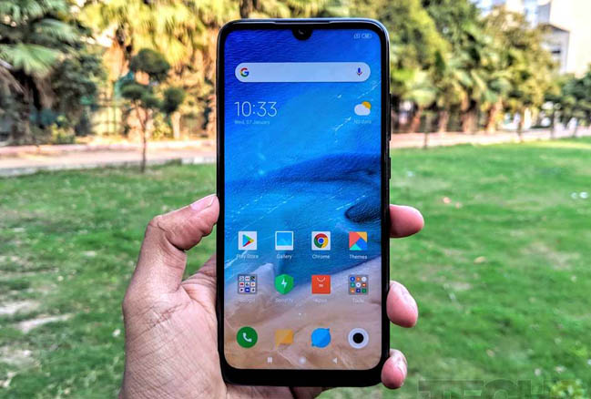 4G Mobiles Under 10000 redmi note 7s
