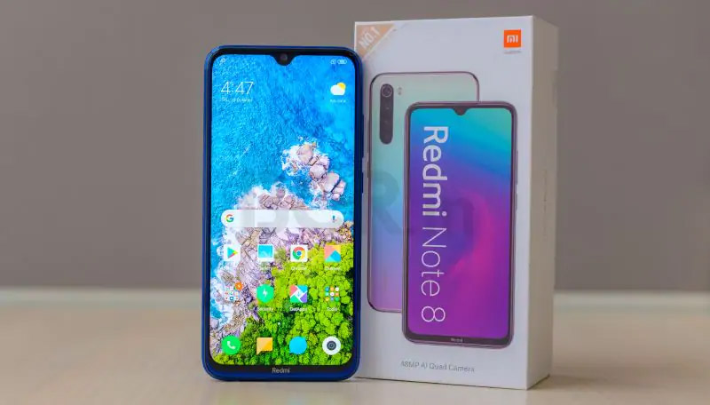 4G Mobiles Under 10000 redmi note 8