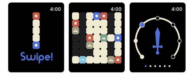 Apple Watch game Tiny Armies